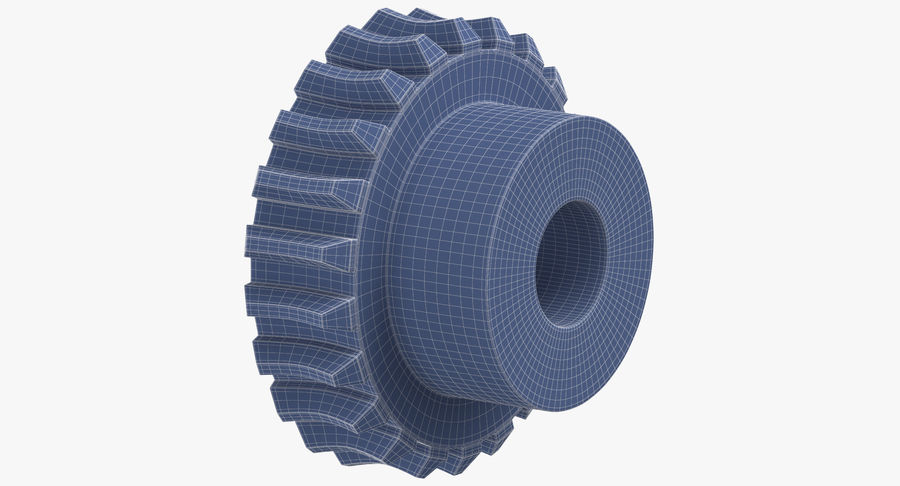 Worm Gears Collection royalty-free 3d model - Preview no. 29