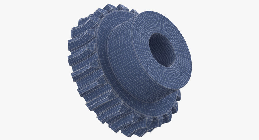 Worm Gears Collection royalty-free 3d model - Preview no. 31