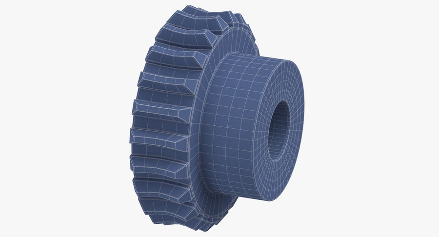 Worm Gears Collection royalty-free 3d model - Preview no. 33