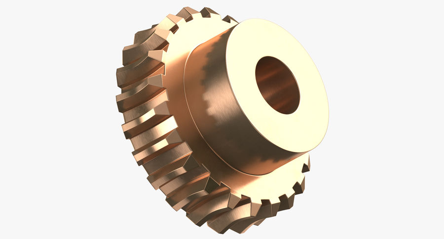 Worm Gears Collection royalty-free 3d model - Preview no. 17