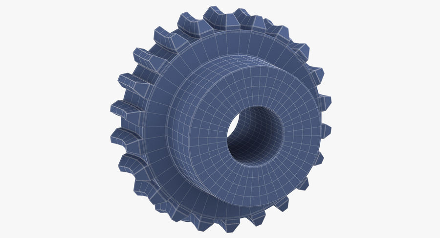 Worm Gears Collection royalty-free 3d model - Preview no. 27