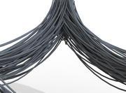 Fil de câble 3d model