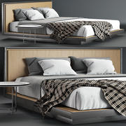 Envy King Bed 3d model