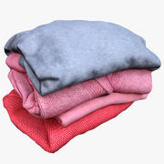 Ubrania 77 Swetry 3d model