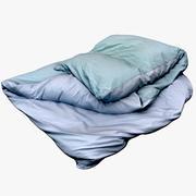 Clothes 80 Bedclothes 09 3d model