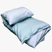 Ropa 81 Ropa de cama 10 modelo 3d