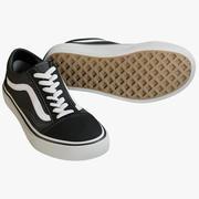 Спортивные ботинки 3d model