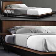 Envy Queen Bed 3d model