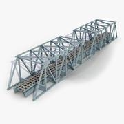 Spoorbrug 11 3d model