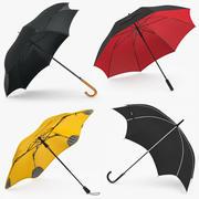 Paraplyer 3d model