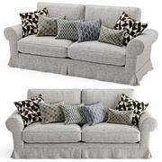 沙发椅 3d model