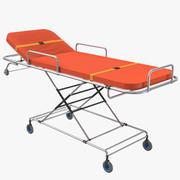 Ambulance Bed Modèle 3D 3d model
