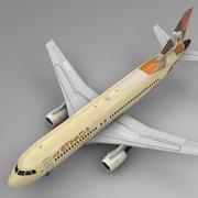 ETIHAD Airways Airbus A320 L481 3d model