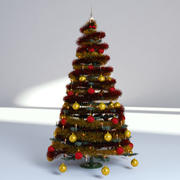 Christams Tree 3d model