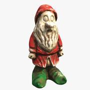 Christmas Gnome 3d model