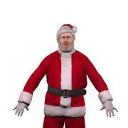 Papai Noel 3d model