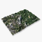 Горные Альпы - 4 3d model