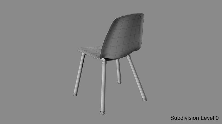 Eetkamer Stoel Ikea.Ikea Leifarne Houten Stoel 3d Model 19 Fbx Free3d