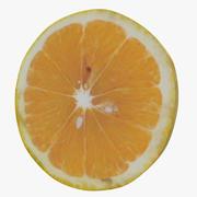 Сладкий ломтик лимона 3d model