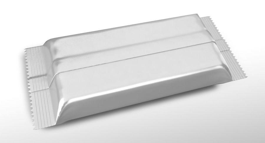 2 Food Bar Bag royalty-free 3d model - Preview no. 4