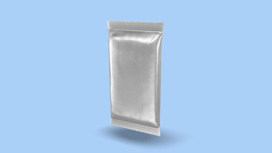 2 Food Bar Bag royalty-free 3d model - Preview no. 17