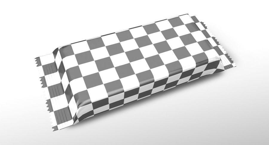 2 Food Bar Bag royalty-free 3d model - Preview no. 12