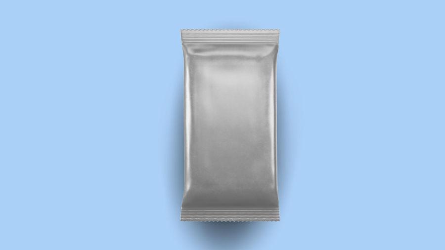 2 Food Bar Bag royalty-free 3d model - Preview no. 16