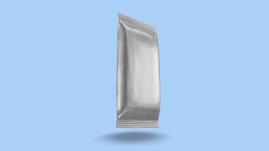 2 Food Bar Bag royalty-free 3d model - Preview no. 19