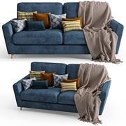 Sofa Dany 3d model