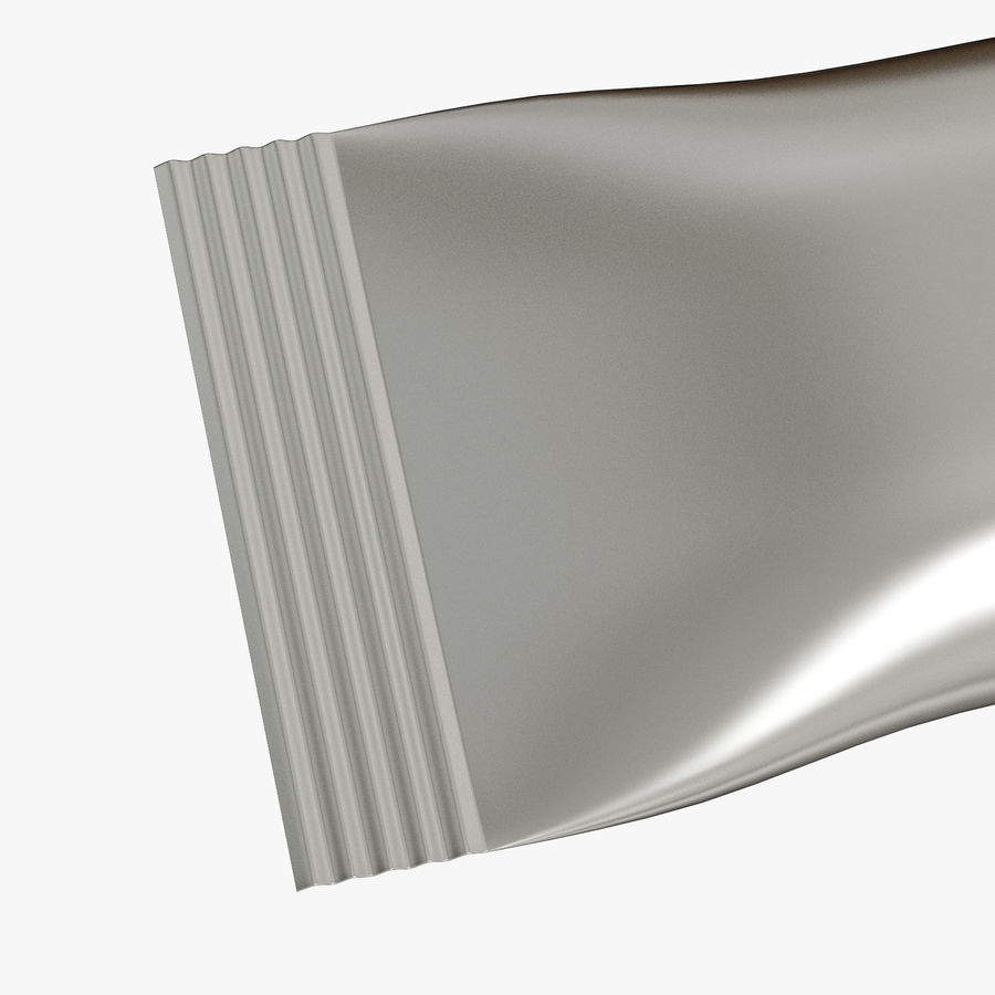 Food Packaging 05 royalty-free 3d model - Preview no. 8