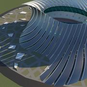 stadion 12 3d model