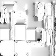 тумбочка 3d model