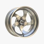 Gümüş Jant 3d model