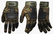 장갑 군사 전투 군인 공상 과학 소설 인간의 3d model