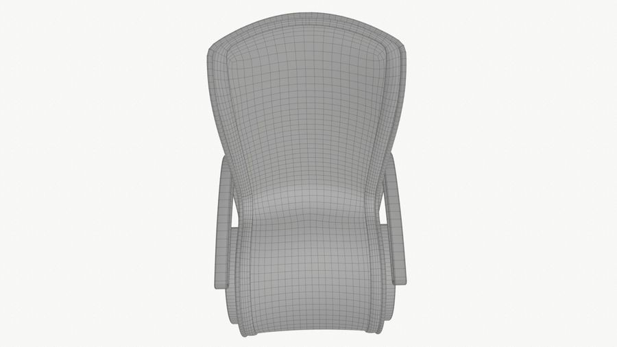 Chair_001 royalty-free 3d model - Preview no. 22