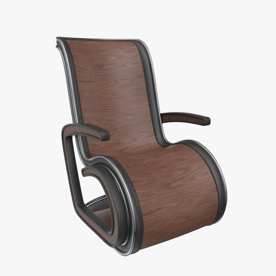 Chair_001 royalty-free 3d model - Preview no. 1