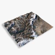 Berg Thimphu 3d model