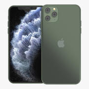 iPhone 11 Pro 3d model