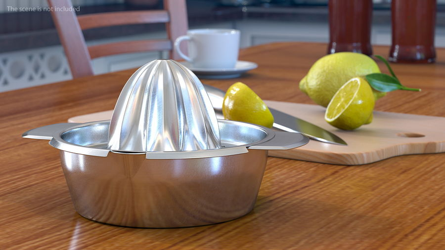 Citrus Juicer royalty-free 3d model - Preview no. 2
