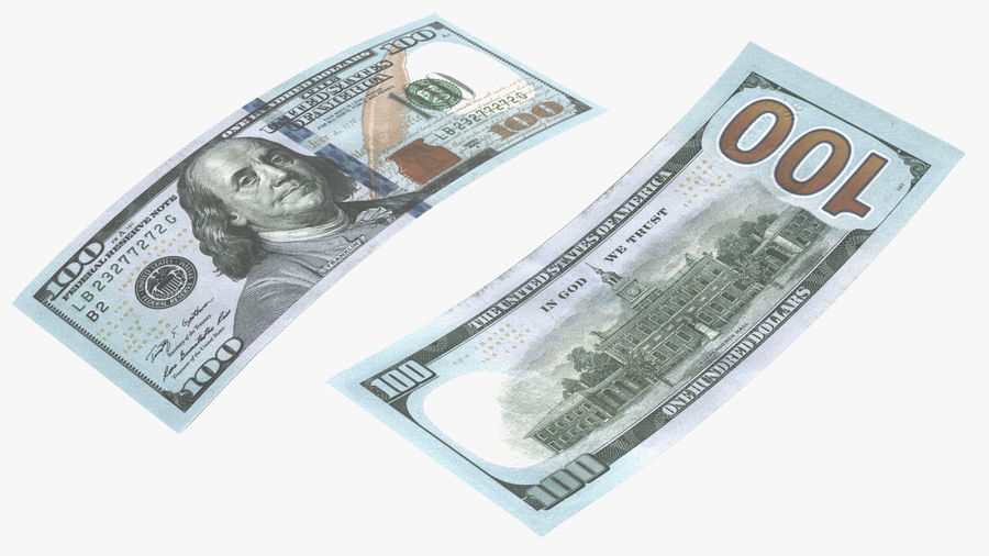 Currency Detectors Collection royalty-free 3d model - Preview no. 17