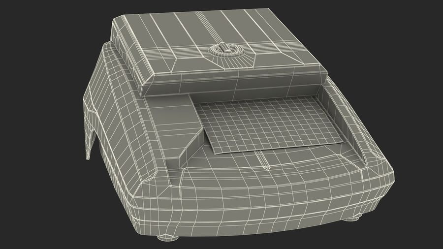 Currency Detectors Collection royalty-free 3d model - Preview no. 19