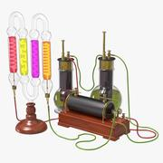Early Electro Magnetic Demonstration Set 2 3d model