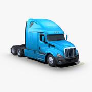 Freightliner卡斯卡迪亚半卡车 3d model