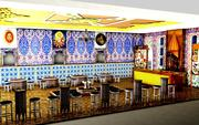 Authentic Restaurant 3d model