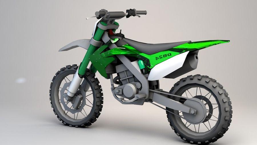 5'li Spor Bisiklet Paketi royalty-free 3d model - Preview no. 15