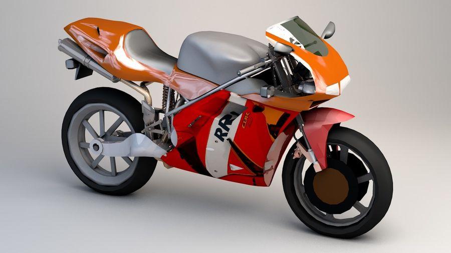 5'li Spor Bisiklet Paketi royalty-free 3d model - Preview no. 29