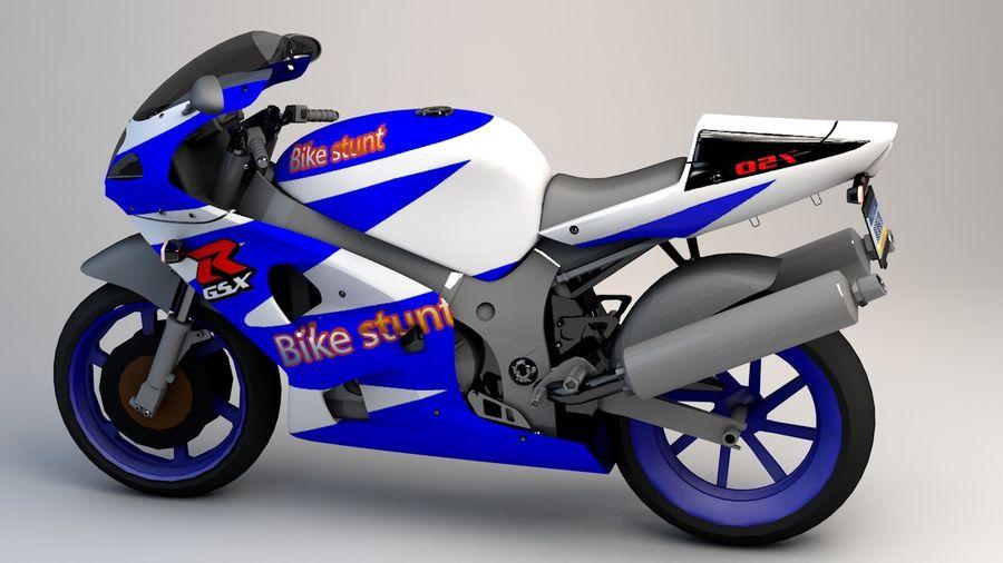 5'li Spor Bisiklet Paketi royalty-free 3d model - Preview no. 20