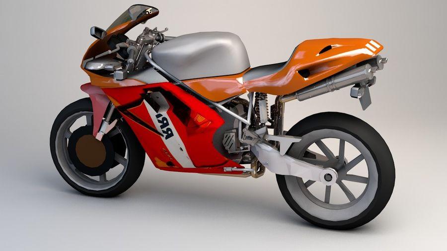 5'li Spor Bisiklet Paketi royalty-free 3d model - Preview no. 30