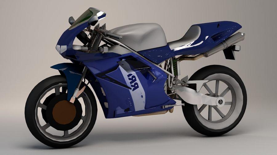 5'li Spor Bisiklet Paketi royalty-free 3d model - Preview no. 28