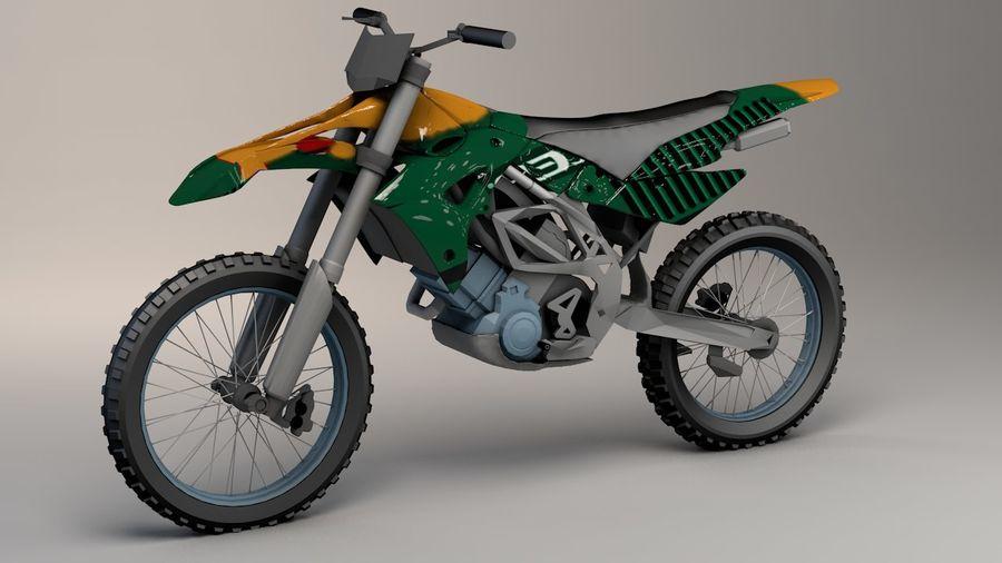 5'li Spor Bisiklet Paketi royalty-free 3d model - Preview no. 12
